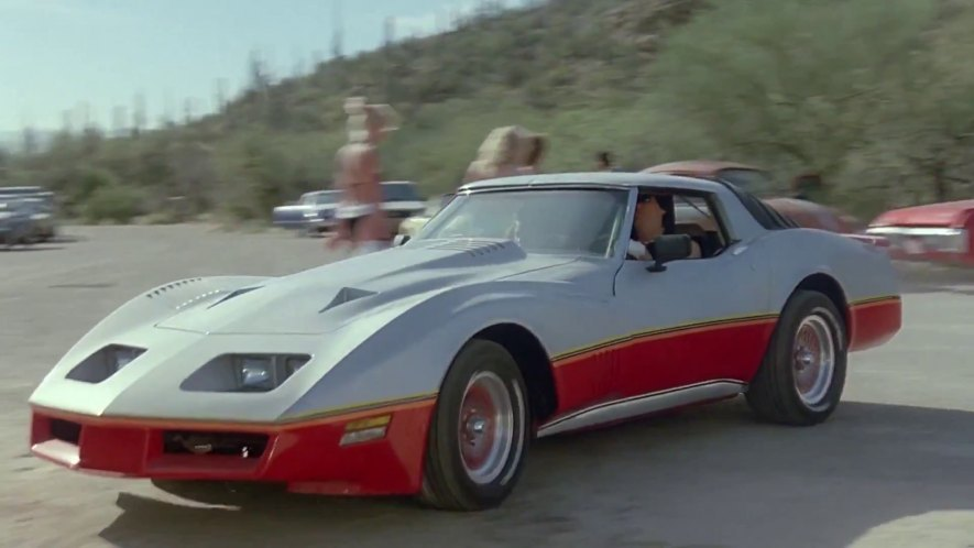 imcdborg 1977 chevrolet corvette c3 in quotthe wraith 1986quot