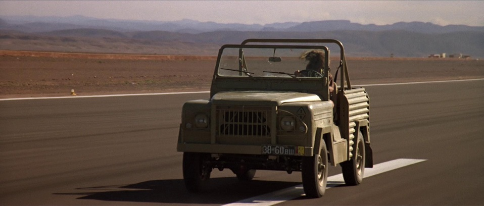 1984 Land-Rover 90 Modified for Movie