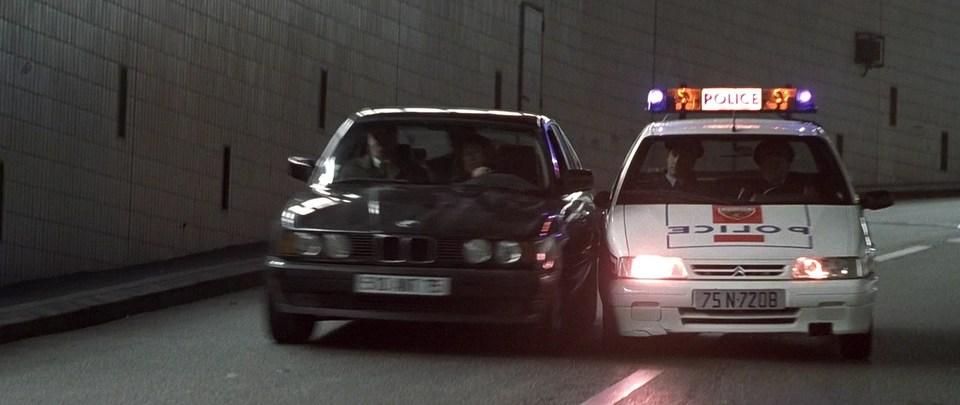 Transporter  Car Chase