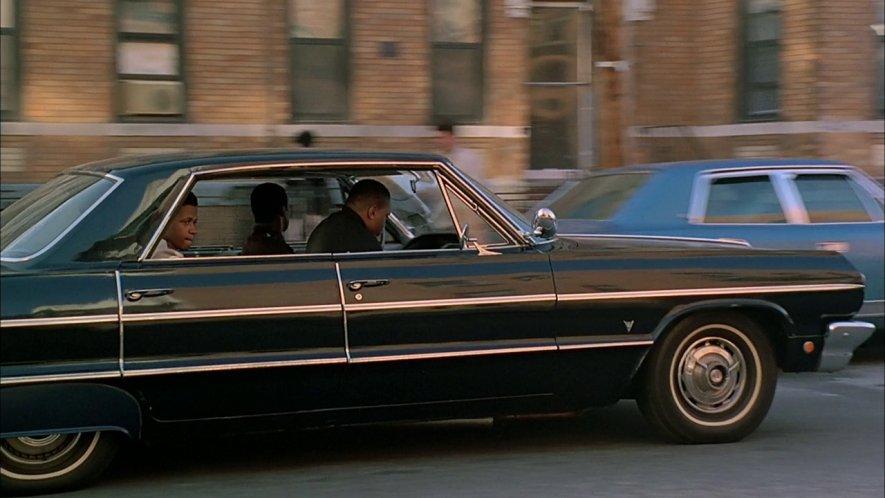1964 chevrolet impala sport sedan 1839 in a. Black Bedroom Furniture Sets. Home Design Ideas