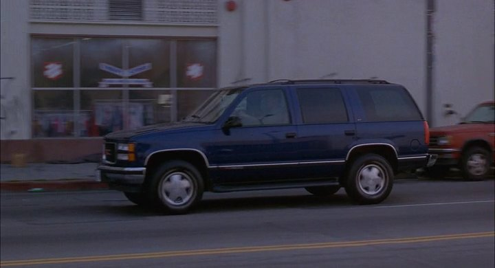 1996 gmc yukon 1500 in nothing to lose 1997. Black Bedroom Furniture Sets. Home Design Ideas