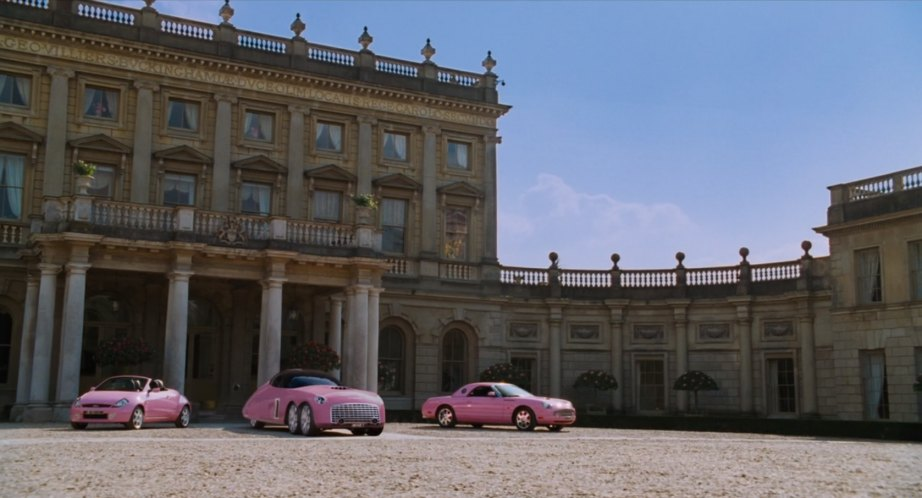 Lady Penelope's Pink Fords
