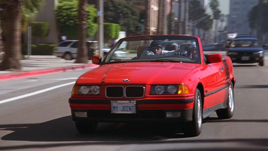 1994 bmw 325i cabrio e36 in clueless 1995. Black Bedroom Furniture Sets. Home Design Ideas