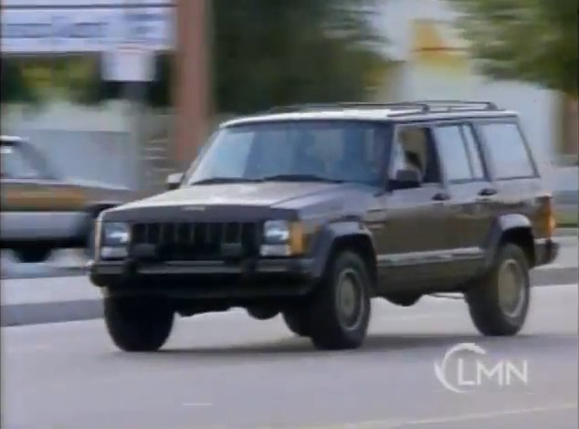 1988 Jeep Cherokee Limited [XJ]