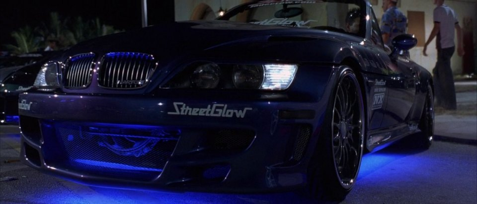 """All Fast And Furious Cars >> IMCDb.org: BMW Z3 [E36/7] in """"2 Fast 2 Furious, 2003"""""""