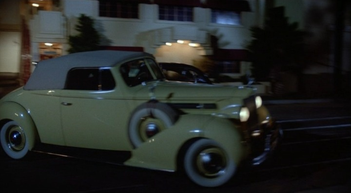 Imcdb Org 1938 Packard Eight Convertible Coupe 1601 In Quot Who Framed Roger Rabbit 1988 Quot