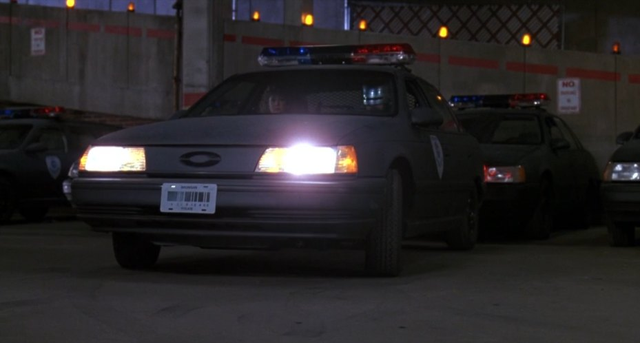 Cars Used In Robocop