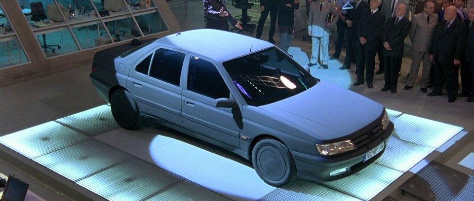 Imcdb Org 1995 Peugeot 605 6b In Taxi 2 2000 Taxi 2