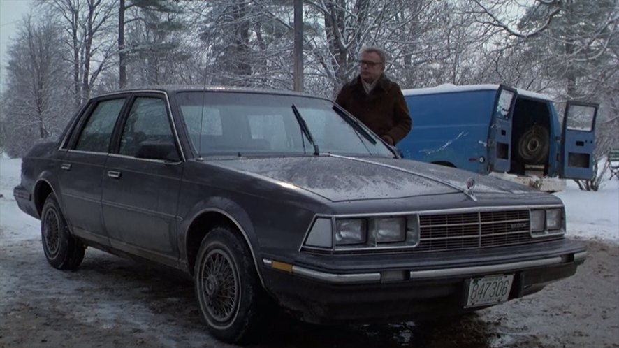 Imcdb Org 1982 Buick Century In Quot The Dead Zone 1983 Quot
