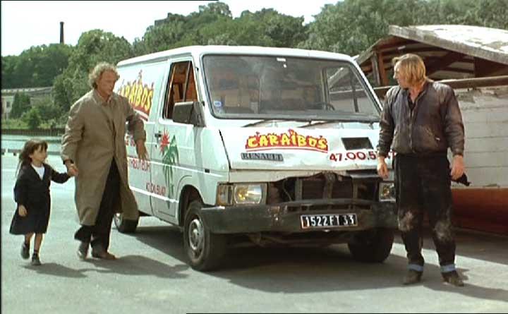1981 renault trafic s rie 1 in les fugitifs 1986 - Garage renault les milles ...