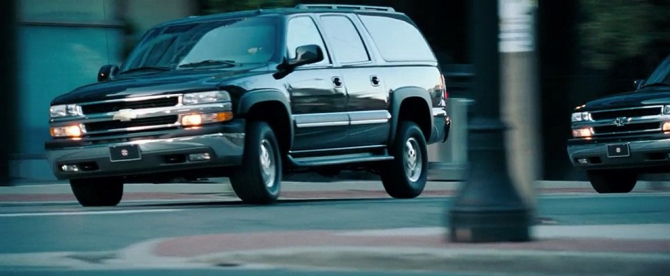 IMCDb.org: 2003 Chevrolet Suburban LS 1500 [GMT830] in ...