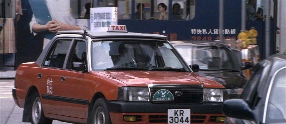 2002 Toyota Crown Comfort Lpg Yxs10