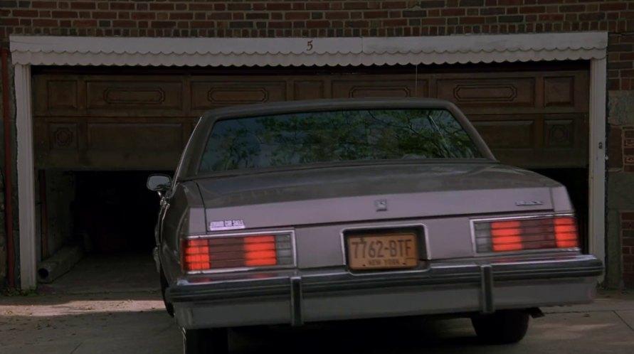 I on 1995 Buick Lesabre