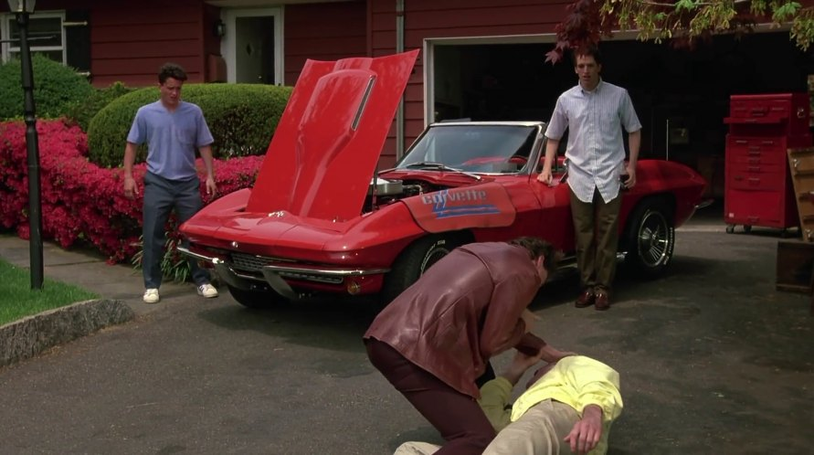 Imcdb Org 1966 Chevrolet Corvette Sting Ray C2 In