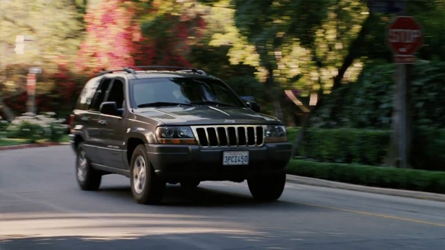 1999 Jeep Grand Cherokee Laredo [WJ]