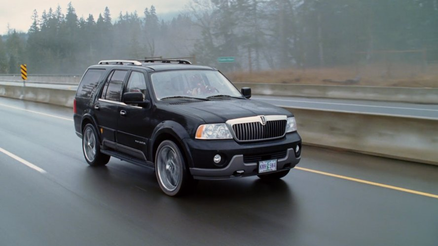 Imcdb Org 2004 Lincoln Navigator Ultimate U228 In Quot Are