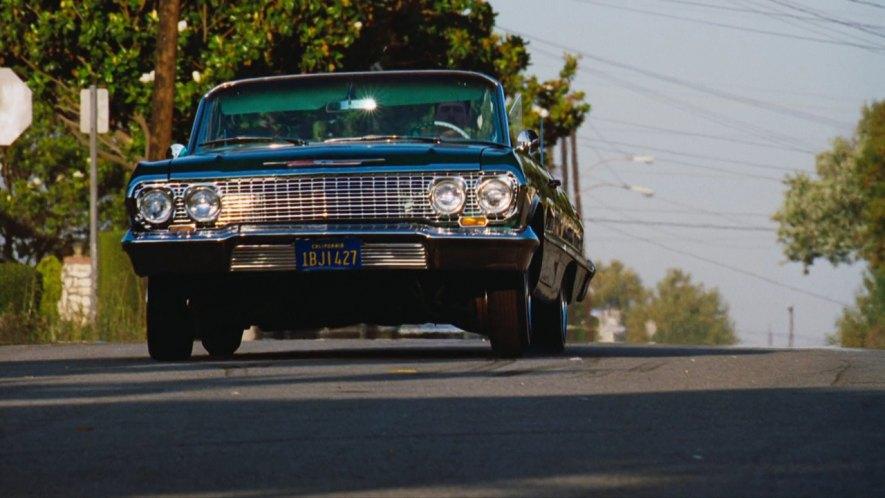Used 2014 Chevy Impala >> IMCDb.org: 1963 Chevrolet Impala Convertible [1867] in ...