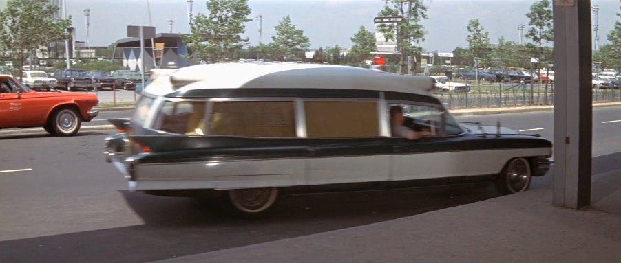 1962 Cadillac Ambulance MillerMeteor