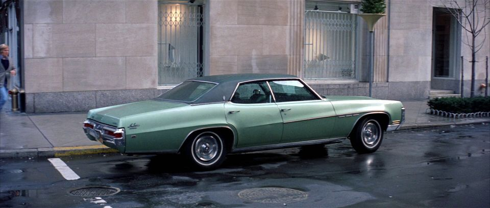 1970 Buick LeSabre Custom Four-Door Hardtop [45439]