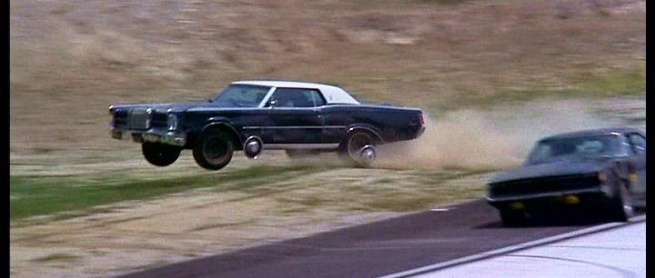 Imcdb Org 1969 Lincoln Continental Mark Iii In Cannonball 1976