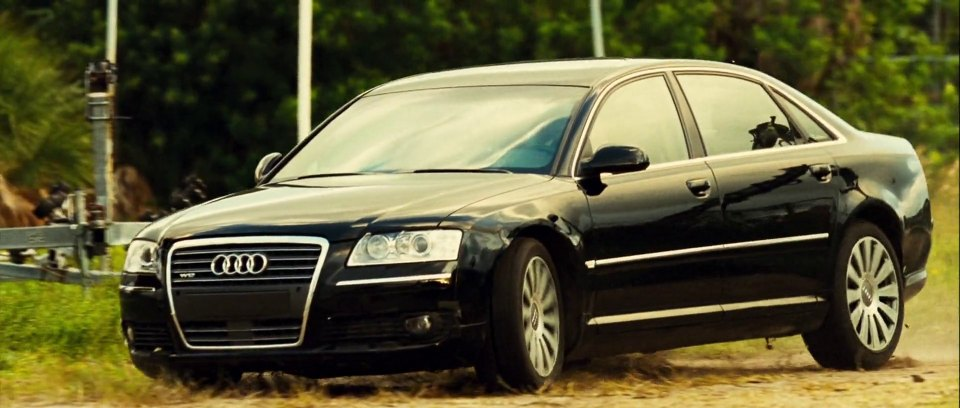 2005 audi a8 l 4 2 quattro as 6 0 w12 d3 typ 4e in transporter 2 2005. Black Bedroom Furniture Sets. Home Design Ideas