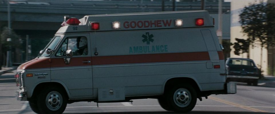 1985 Chevrolet Chevy Van Leader Ambulance Body [G-30]