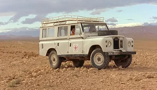 1968 Land-Rover 109'' Series IIa Station Wagon