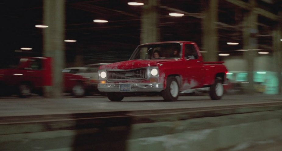 "IMCDb.org: 1973 Chevrolet C-10 Stepside in ""The Driver, 1978"""