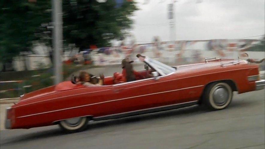 IMCDb org: 1974 Cadillac Fleetwood Eldorado in