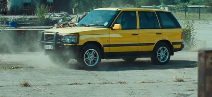 1996 Land-rover Range Rover