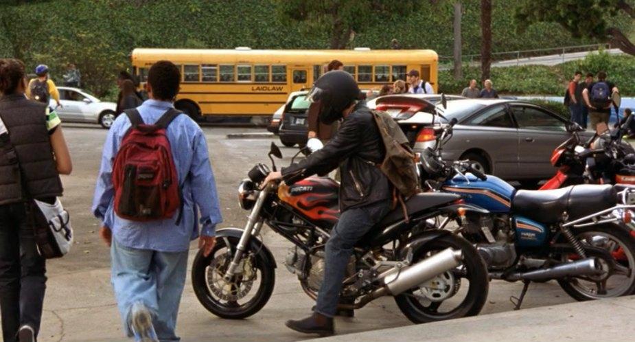 Imcdborg 2001 Ducati Monster 600 Dark In Freaky Friday 2003