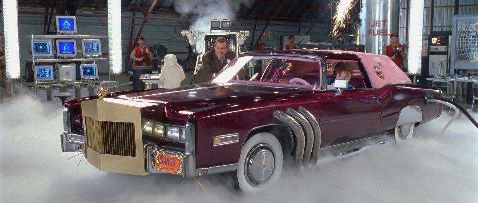 Imcdb Org 1976 Cadillac Eldorado Customized In Quot Austin