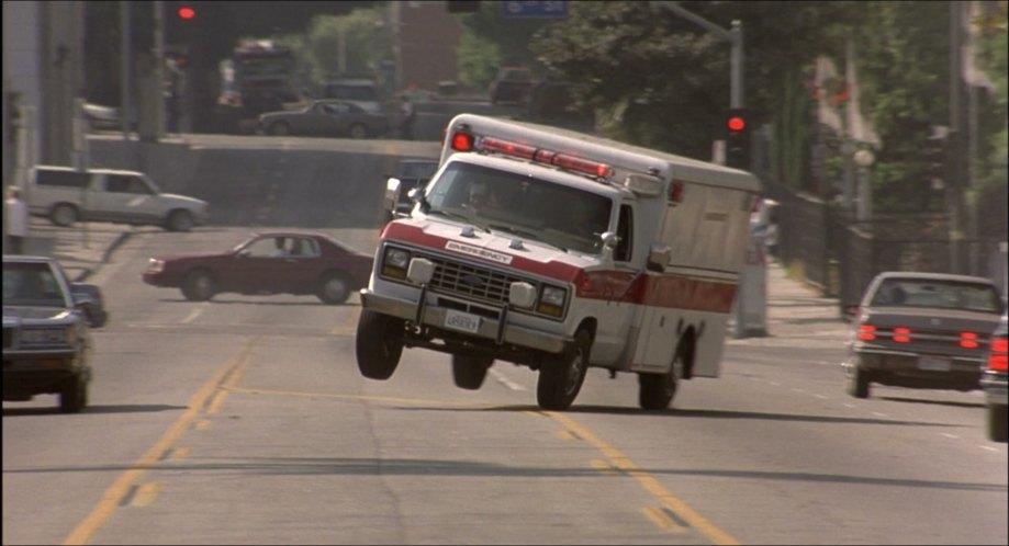 "IMCDb.org: 1983 Ford Econoline Ambulance [E-350] in ""Spy ..."