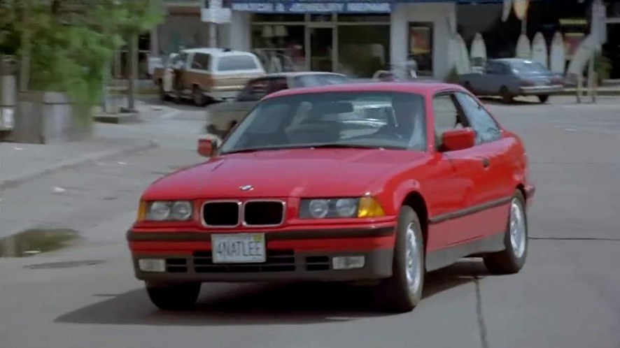 Class: Cars, Coupé — Model origin: DE — Made for: USA. 1993 BMW 325is