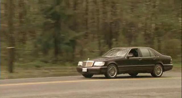 1997 Mercedes-Benz S 600 [W140