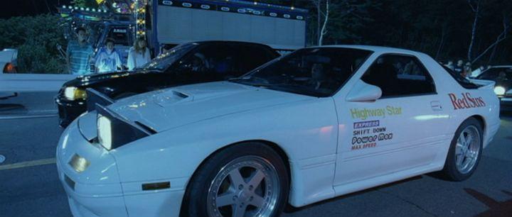 Imcdb Org 1989 Mazda Rx 7 Fc In Quot Tau Man Ji D 2005 Quot