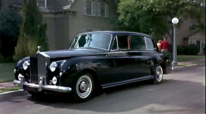 1960 Rolls-Royce Phantom V Park Ward