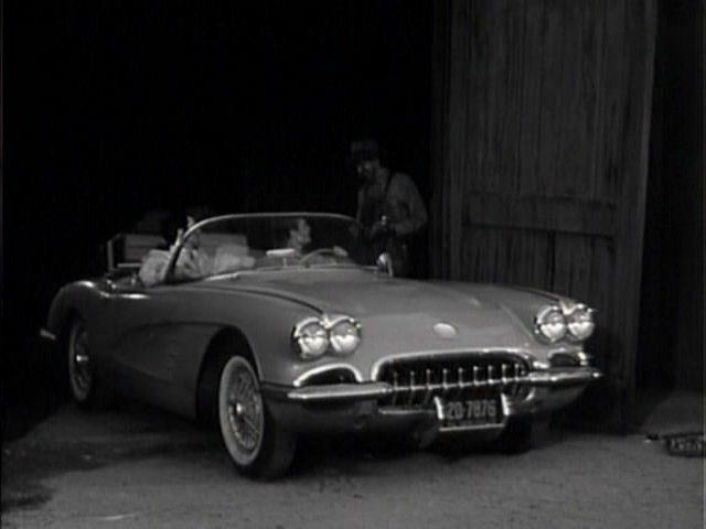 IMCDborg Chevrolet Corvette C In Route - Route 66 tv show car