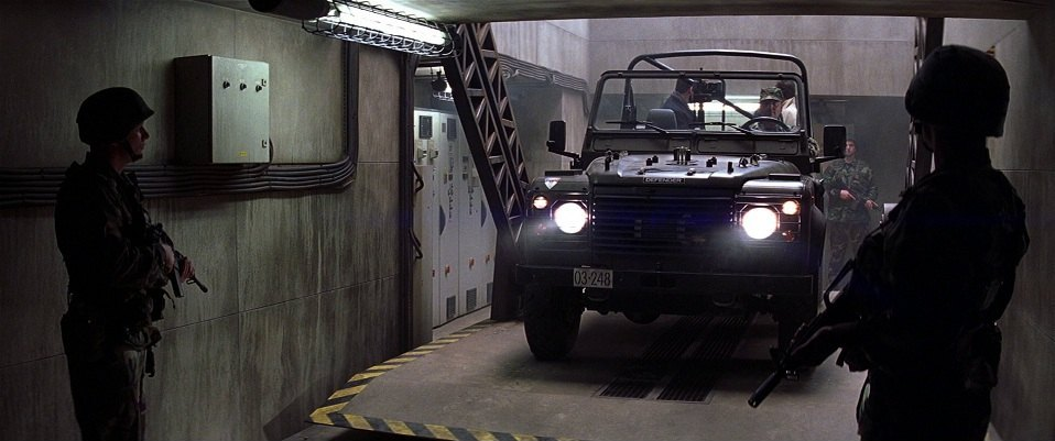 1997 Land-Rover 110 XD Defender 'Wolf'
