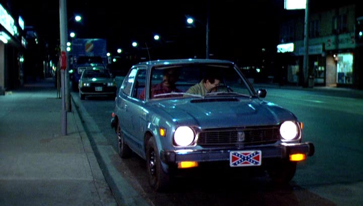 Imcdb Org 1978 Honda Civic Sb2 In Quot Police Academy 1984 Quot