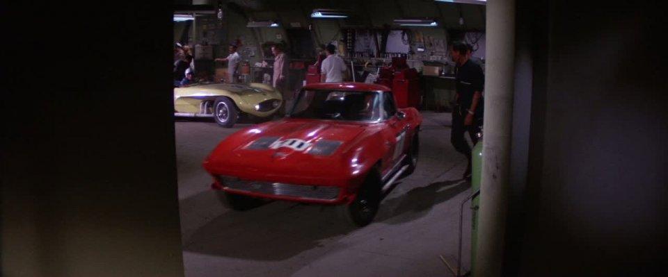 Imcdb Org 1963 Chevrolet Corvette Sting Ray C2 In Quot Viva