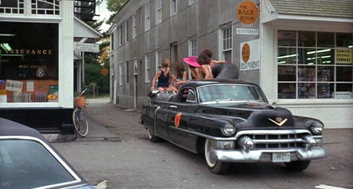 Imcdb Org 1953 Cadillac Flower Car Eureka In Alice S Restaurant 1969