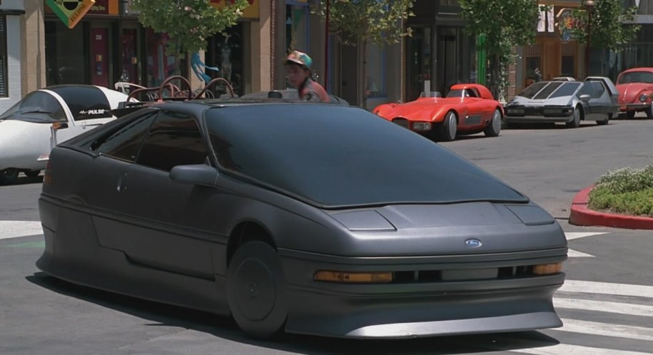 IMCDborg 1989 Ford Probe In Back To The Future Part II