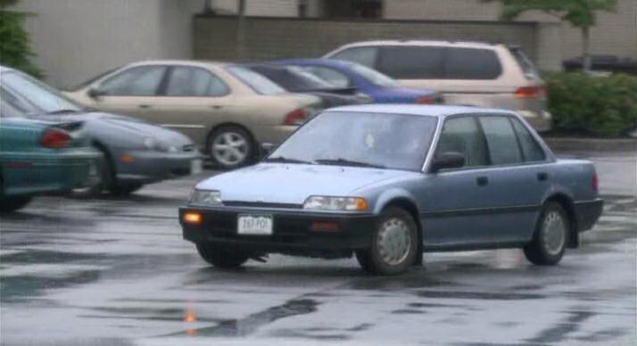 1988 honda civic sedan in stargate sg 1 1997 for Honda civic 1988