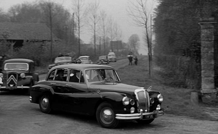 1956 Daimler One-0-Four Ladies' Model [DF310]
