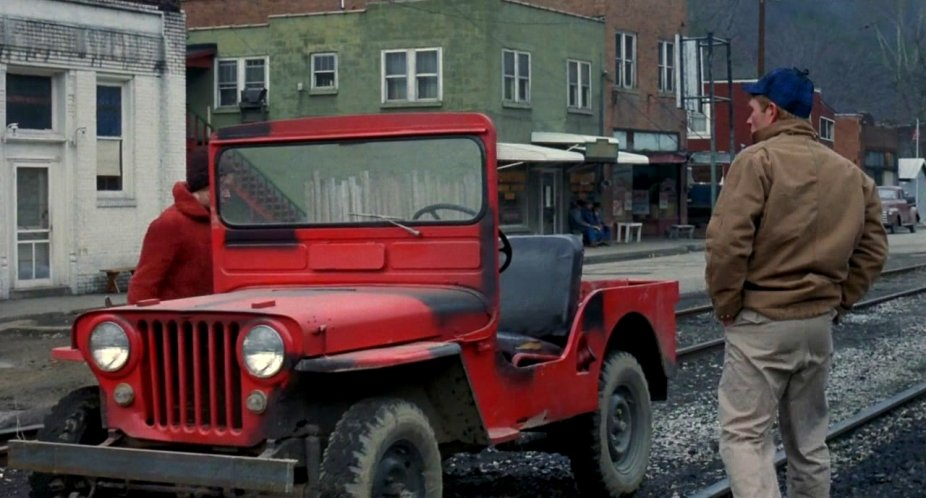 1948 Willys Jeep CJ-3A