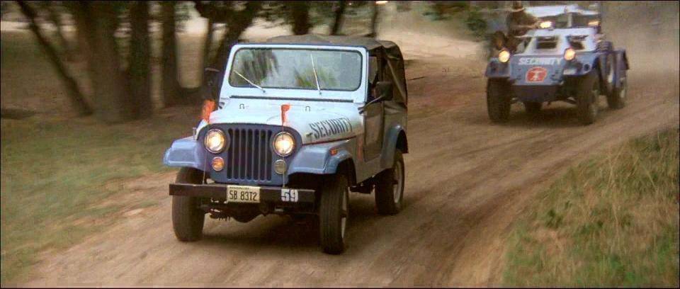 IMCDb.org: 1977 Jeep CJ-7 in \