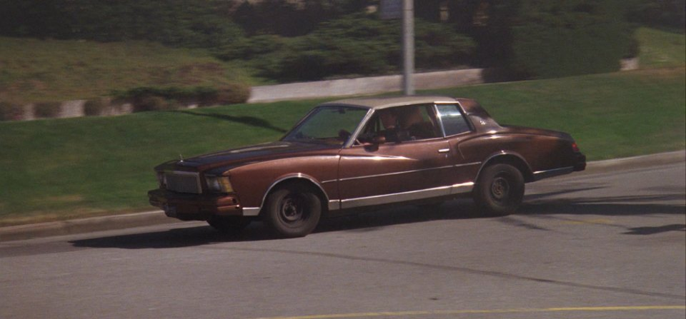 Imcdb Org 1978 Chevrolet Monte Carlo In Quot The Dead Pool 1988 Quot
