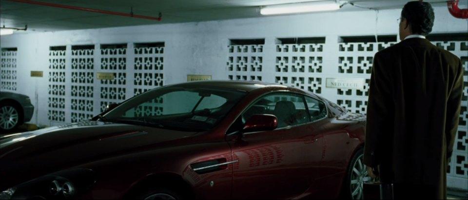 IMCDborg Aston Martin DB In Fantastic Four - 2004 aston martin db9