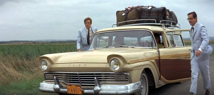 List of Synonyms and Antonyms of the Word: 1957 Ford Wagon